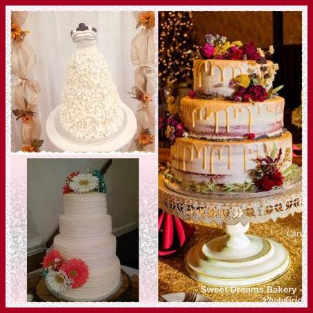 Sweet Dreams Bakery Custom Cakes Wedding Cakes Birthday Cakes Party Holiday Desserts